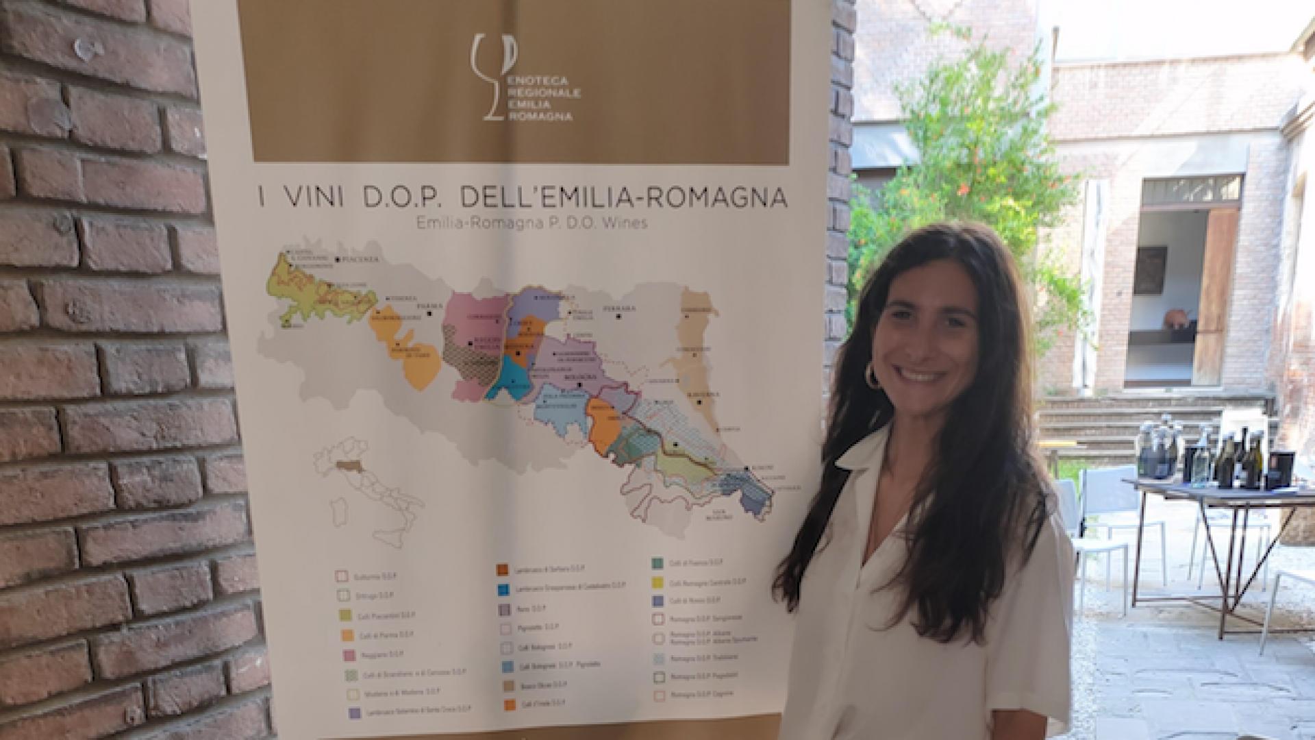 Die Weine der Emilia-Romagna erzählen ihre Geschichte durch eine Schulungs- und Verkostungsinitiative, die sich an die Gastwirte der Region richtet.