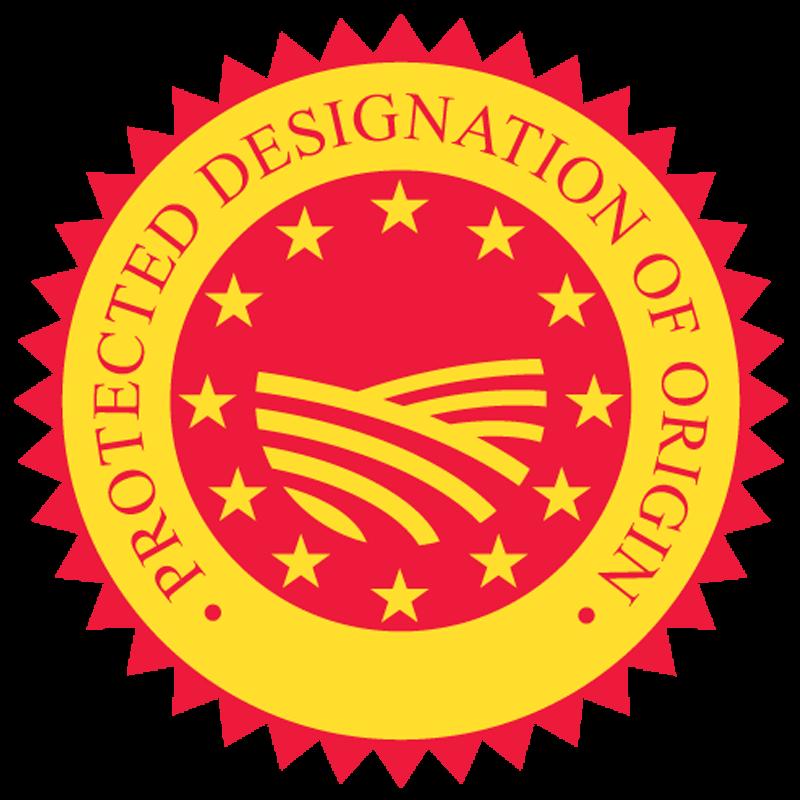 Protected Designation of Origin – PDO