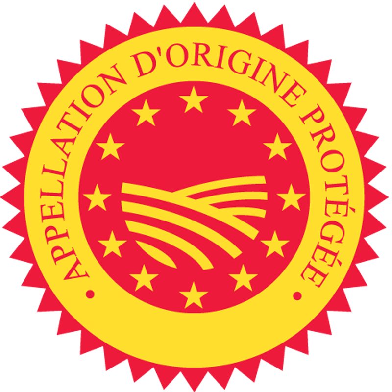 L'appellation d'origine protégée – AOP